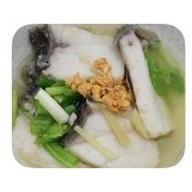 龍膽石斑 - 頭骨肉 (300公克/包)